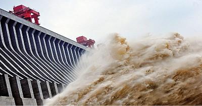 中國水壩引發地震?