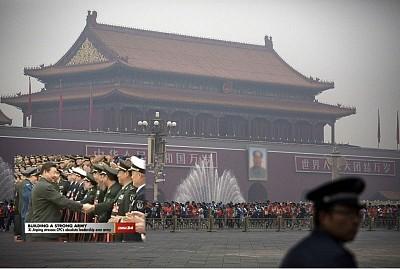 習死抓軍權 北京局勢詭異