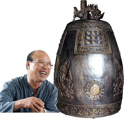 百工巡禮 循古技藝 鑄就韓國傳統梵鐘聲音