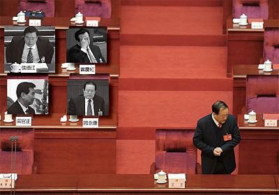 蘇榮妻被曝又一醜聞  副國級背後有4名正國級