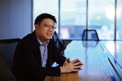 >專訪無毒食材餐廳執行長吳季衡