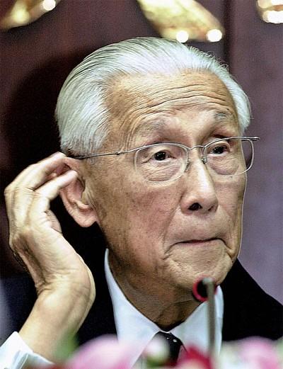 臺灣「經濟外交大臣」——辜振甫