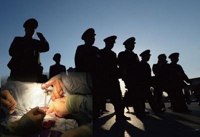 獨家! 中南海調查軍醫院活摘器官 列絕對機密