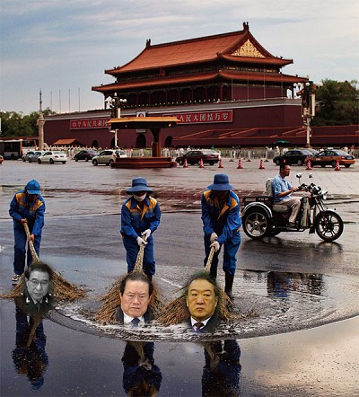 習江激戰  中國局勢發生重大變化