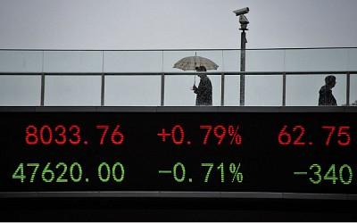 中國經濟觀察 中國股市飆升或有人為造勢之憂