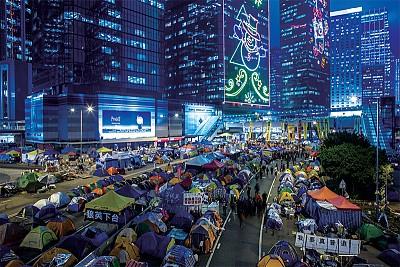 外媒聚焦臺灣人用選票懲罰國民黨 驅逐中共黑手