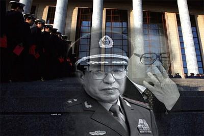 徐才厚被稱國妖 郭伯雄梁光烈被內部調查