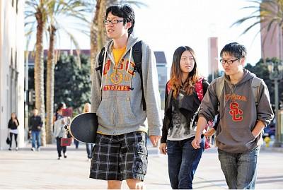 中國學生激增 美國教授面臨教學挑戰