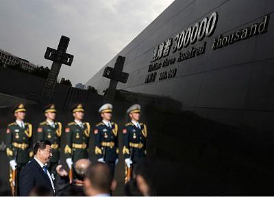 藉南京公祭 習近平向江澤民「宣戰」