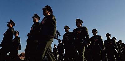 一年七次  共軍頭集體向習表態