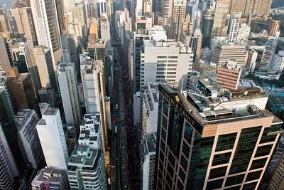 貪官匿藏香港  四季酒店成獵狐熱點
