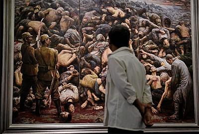「南京大屠殺」背後的幽靈