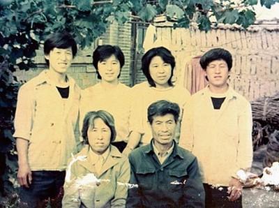 陳愛忠受迫害致死 六口之家只剩一人