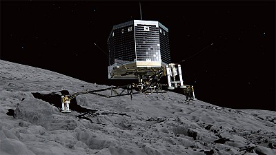 2014物理十大研究突破 宇宙天文占四項