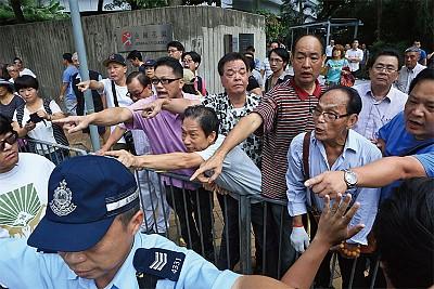 統戰部長落馬影響未來香港局勢