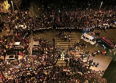 上海踩踏事件背後的內幕