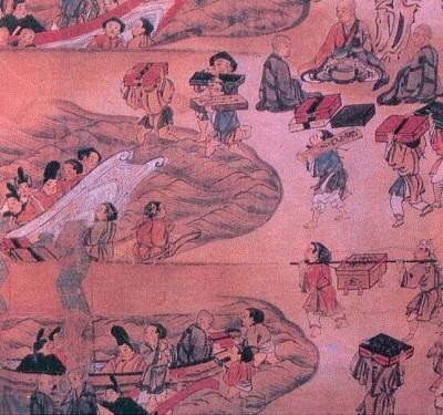 鑒真六次東渡日本 傳佛法與大唐文化