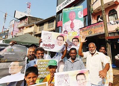 斯里蘭卡投下對北京的反對票 中共措手不及