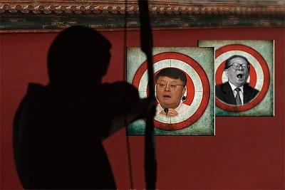打虎逼近上海灘  金融市場激烈交戰