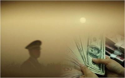 中國政治和金融領域山雨欲來