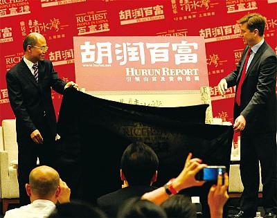 中國首富16年換12人的祕密