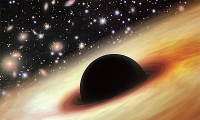 研究:最古老超級黑洞 或改寫物理學