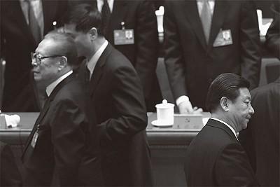 江澤民痛悔讓習掌權  曾在上海「腐蝕」拉攏習