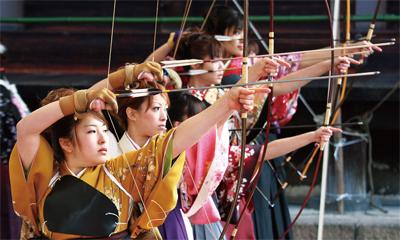 六藝之射與中國經濟的不歸