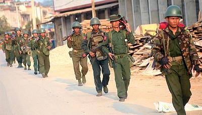 中共和果敢的歷史黑幕 緬共暴力革命 世界大毒窟的背後