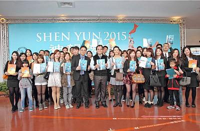 神韻展現中華正道 企業領袖盛讚事業受益