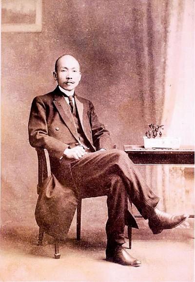 不說日語、不著和服 「臺灣議會之父」林獻堂