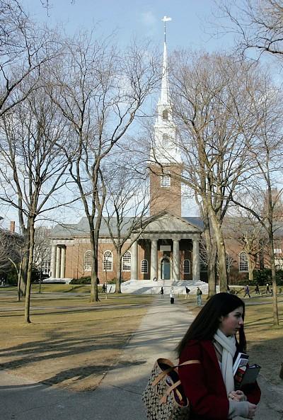 美媒披露習近平女兒哈佛讀書內幕