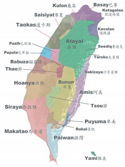 臺灣的起源與歷史概況