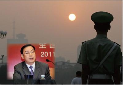 總政少將辛旗被捕 北京全面清查軍隊政工系統