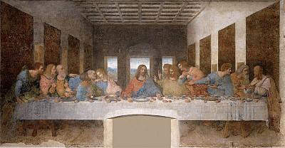 大師風範 走進列奧納多.達芬奇的畫室