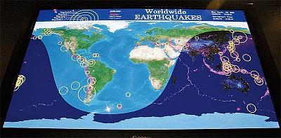 全球進入新的強震活躍期?