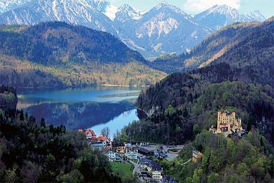 德國巴伐利亞浪漫之路