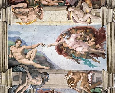 「藝術復興中心」藝術哲學主題演講之一