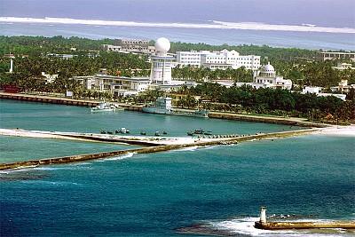 中共南海造島引發地區局勢緊張