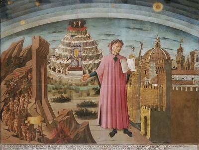紀念但丁降世750年 藝術名作中的偉大預言《神曲》(上)