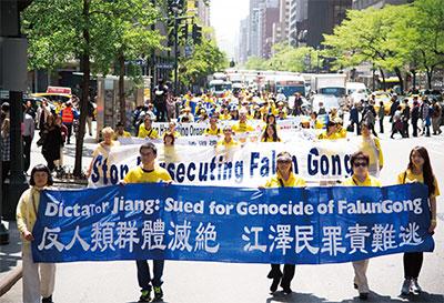 訴江大潮 乃重塑中國正義良知之契機