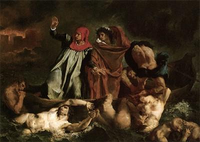 紀念但丁降世750年 藝術名作中的偉大預言《神曲》(下)