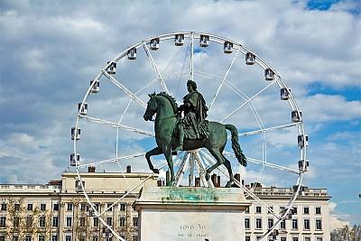 >法國里昂 遊走於古今之間