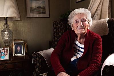 >106歲優雅老婦的長壽之道