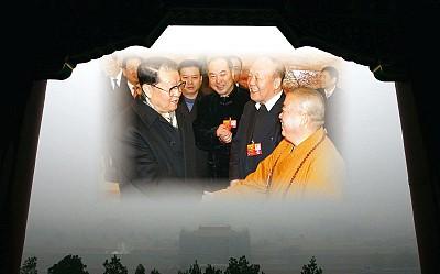 政治和尚釋永信被起底 江派李長春被點名