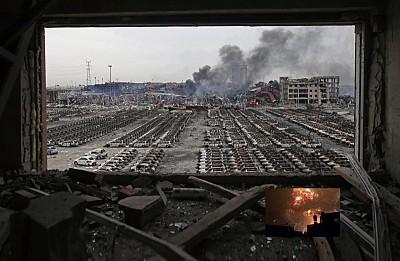 災難內幕深重 被封鎖的8.12天津爆炸案