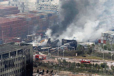 天津爆炸案撕開張高麗貪腐黑幕