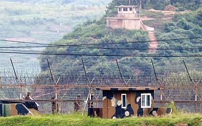 北韓和韓國相互炮擊 牽動中共政局