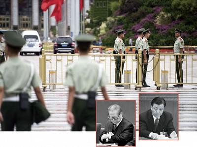 習閱兵後 中國大變局將至 抓人民網總裁 習瞄準劉雲山
