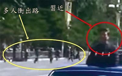 >北京閱兵出狀況 當局死命令被打破